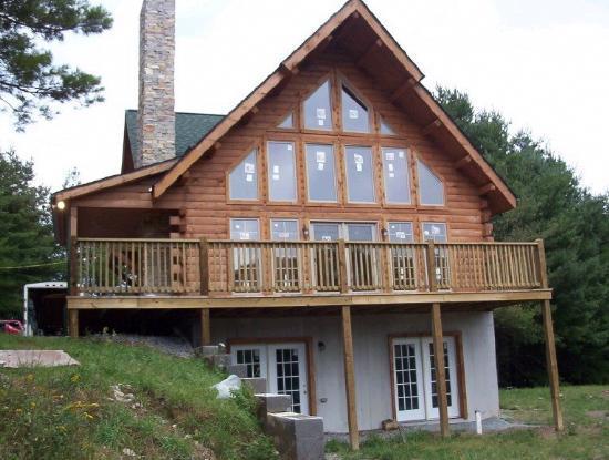 Country Log Cabins Destinations Designs
